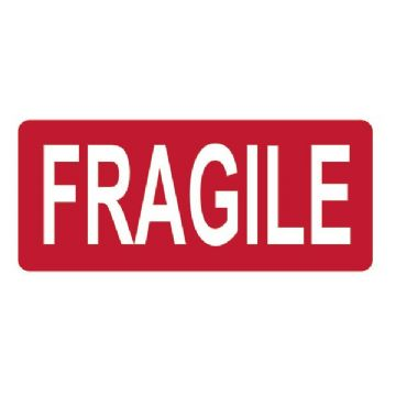 Fragile Label (500)